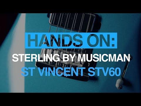 Sterling By Music Man St Vincent STV60: MusicRadar hands-on