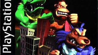 Rampage World Tour (PS1) Longplay [243]