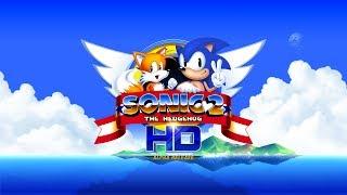 PC Gameplay - Sonic the Hedgehog 2 HD Alpha
