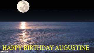 Augustine  Moon La Luna - Happy Birthday