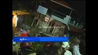 Three storey building collapsed in Aluva മ്യതദേഹങ്ങള് ഖബറടക്കി