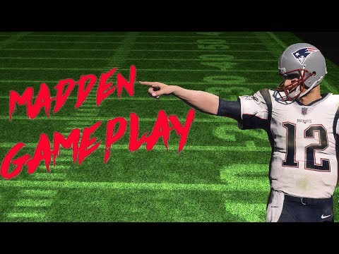 MADDEN 18 IS HERE! (GAMEPLAY AND OPINION)