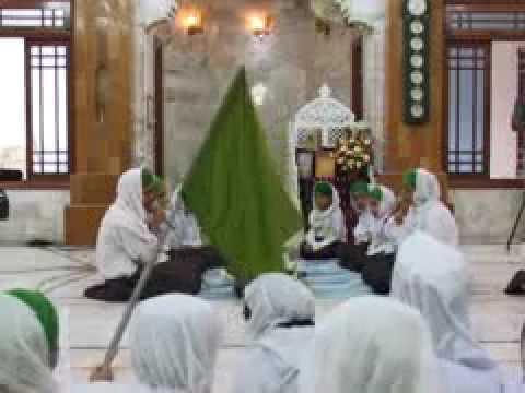 Manqabat - Al Madad Ya Dastgeer - DawateIslami Madani Munna
