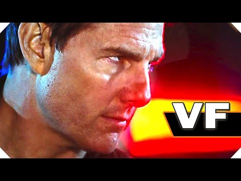 JACK REACHER 2 - NOUVELLE Bande Annonce VF (Tom Cruise - Action, 2016) streaming vf