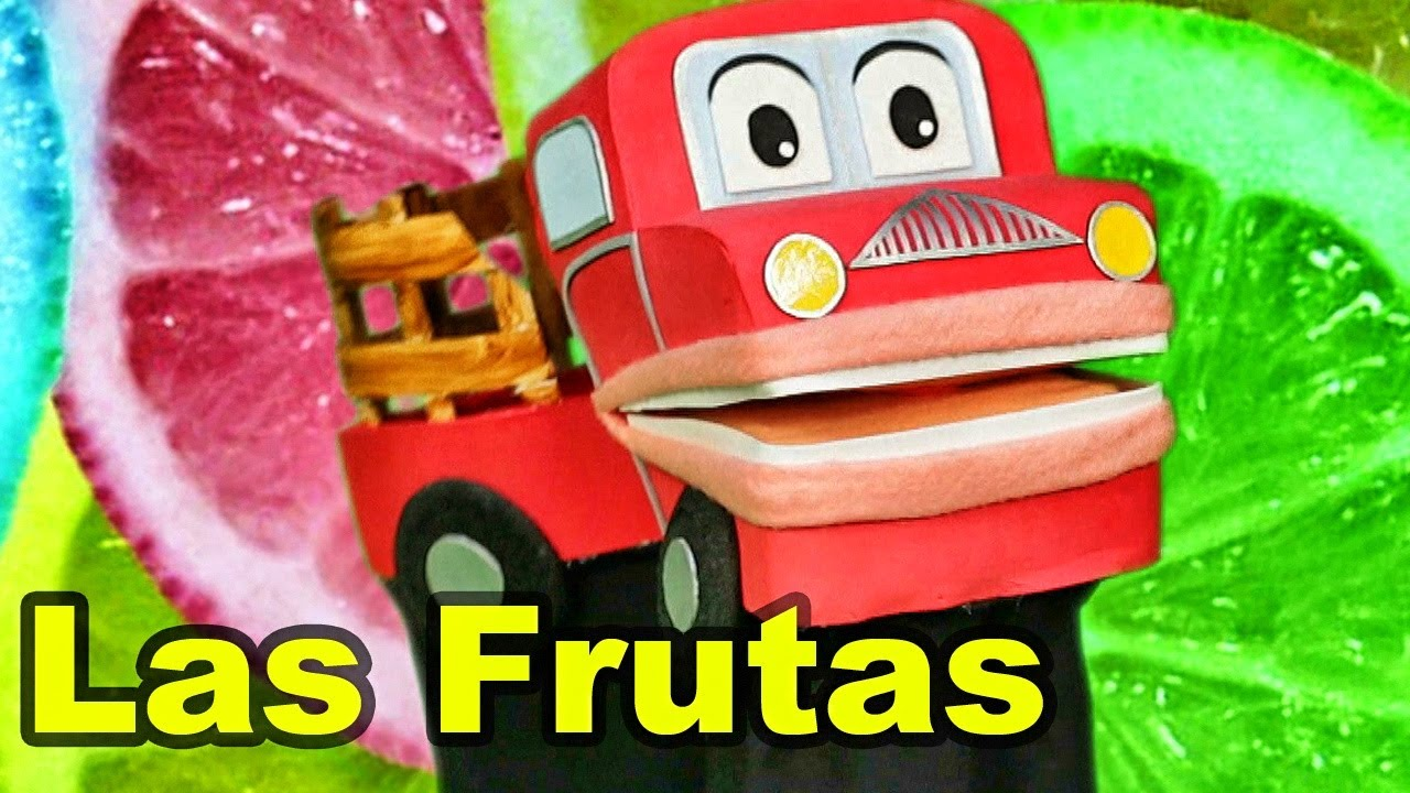 Las Frutas - Barney El Camion - Canciones Infantiles Educativas - Video para niños #