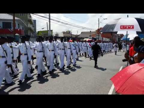 Trinidad & Tobago 51st Independence Parade 1