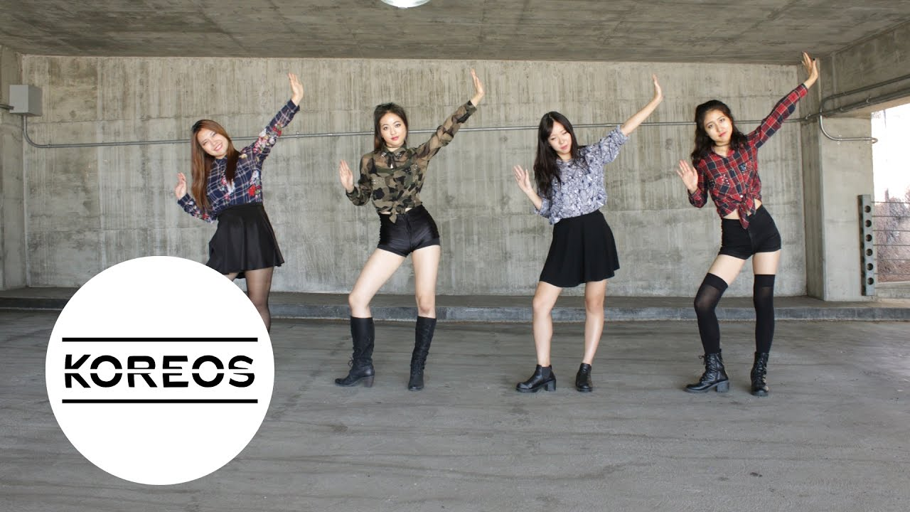 Koreos Blackpink 불장난 Playing With Fire Dance Cover Female Ver