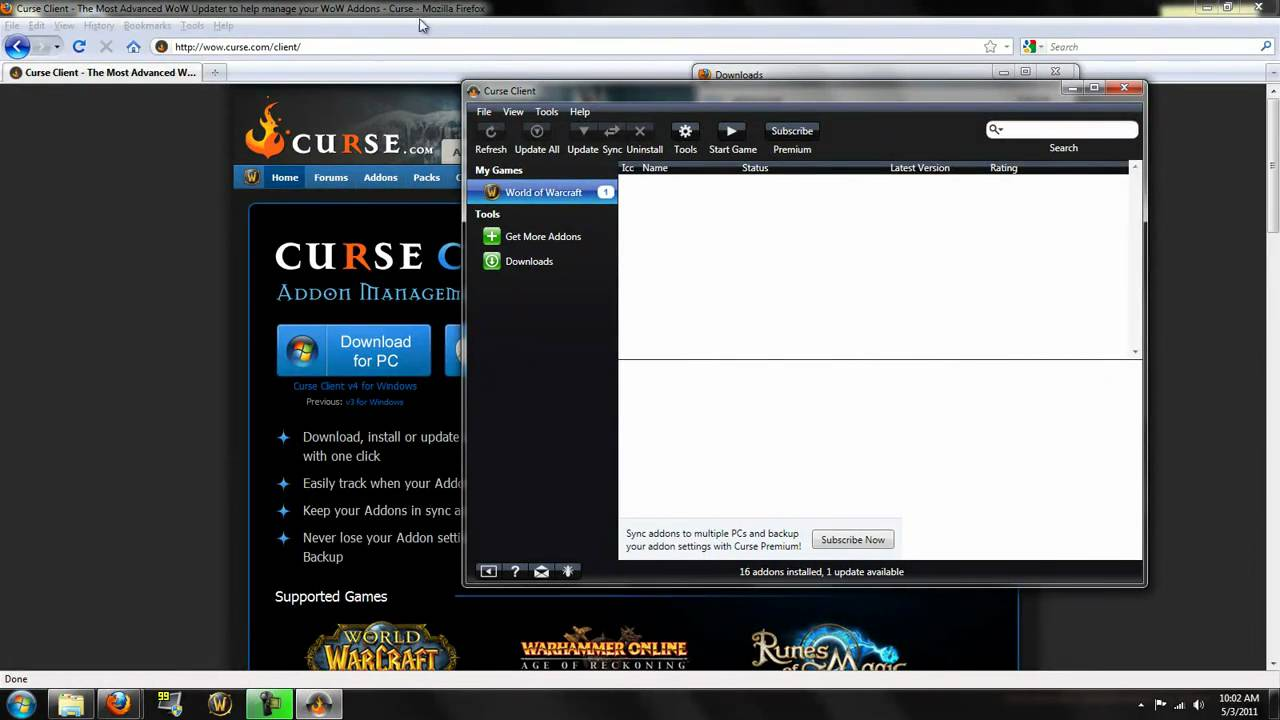 How To Install World Of Warcraft AddOns Manually and Via Curse Client