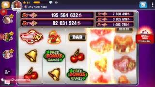 Continuous slots. HUUUGE Billionaire Casino