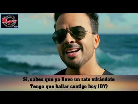 Luis Fonsi ft. Daddy Yankee - Despacito (LETRA)