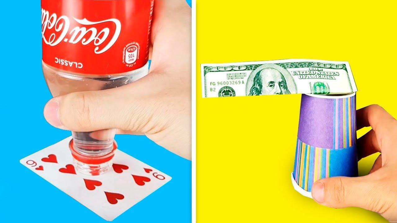 11 Amazing Magic Tricks!