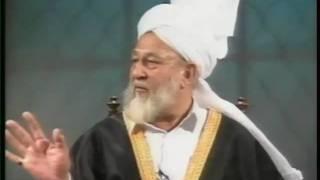 Liqa Ma'al Arab #72 Question/Answer English/Arabic by Hadrat Mirza Tahir Ahmad(rh), Islam Ahmadiyya