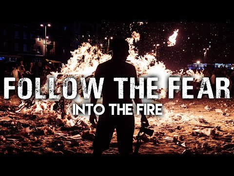 FOLLOW the FEAR | Travel Motivation to ACHIEVE your DREAMS