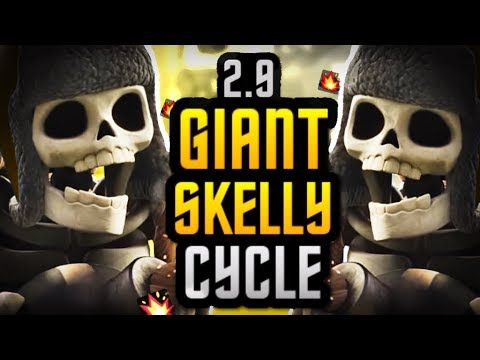 FASTEST GIANT SKELETON CYCLE EVER! 29 EVEN BEATS PROS!