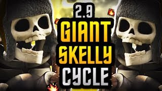 FASTEST GIANT SKELETON CYCLE EVER! 2.9 EVEN BEATS PROS!