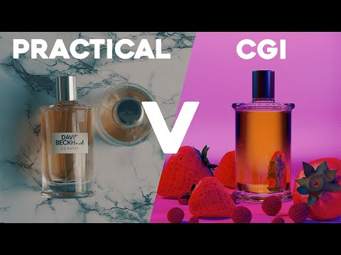Creating Product Videos on a Budget - Practical vs CGI - Tips and Tricks