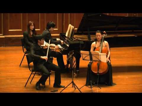 Tchaikovsky Piano Trio in A minor, Op. 50