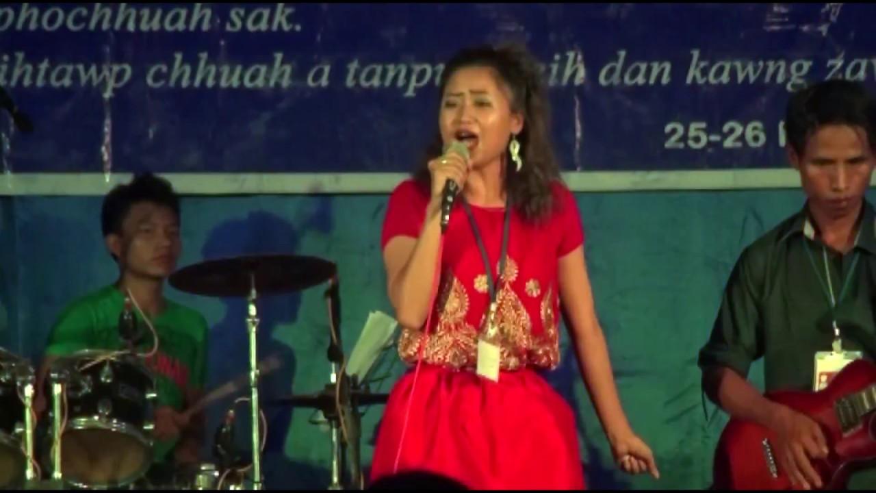 Lawmi Khiangte - Chhingkhual Len Mawi & Pari Zun (Live in Letpanchaung)
