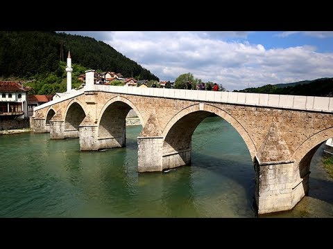 The Old Stone Bridge - Konjic, Bosnia & Herzegovina