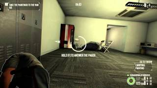 Payday 2: Art Gallery (PC) walkthrough