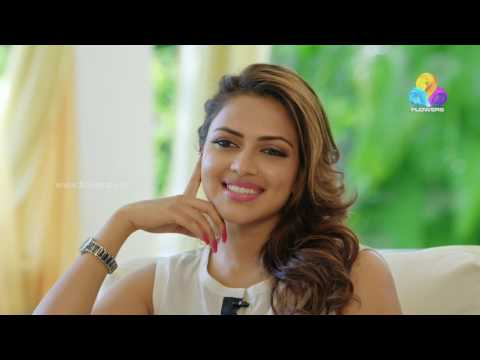 Exclusive Interview With Amala Paul | Flowers
