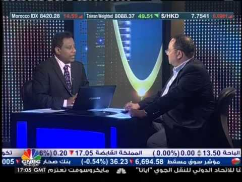 Asem Galal interview on CNBC Arabia (3 September 2013) on Microsoft Acquisition of Nokia Mobile