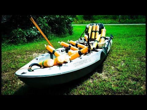 JUG Fishing From My Kayak
