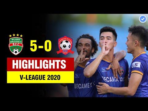 Binh Duong Hai Phong Goals And Highlights