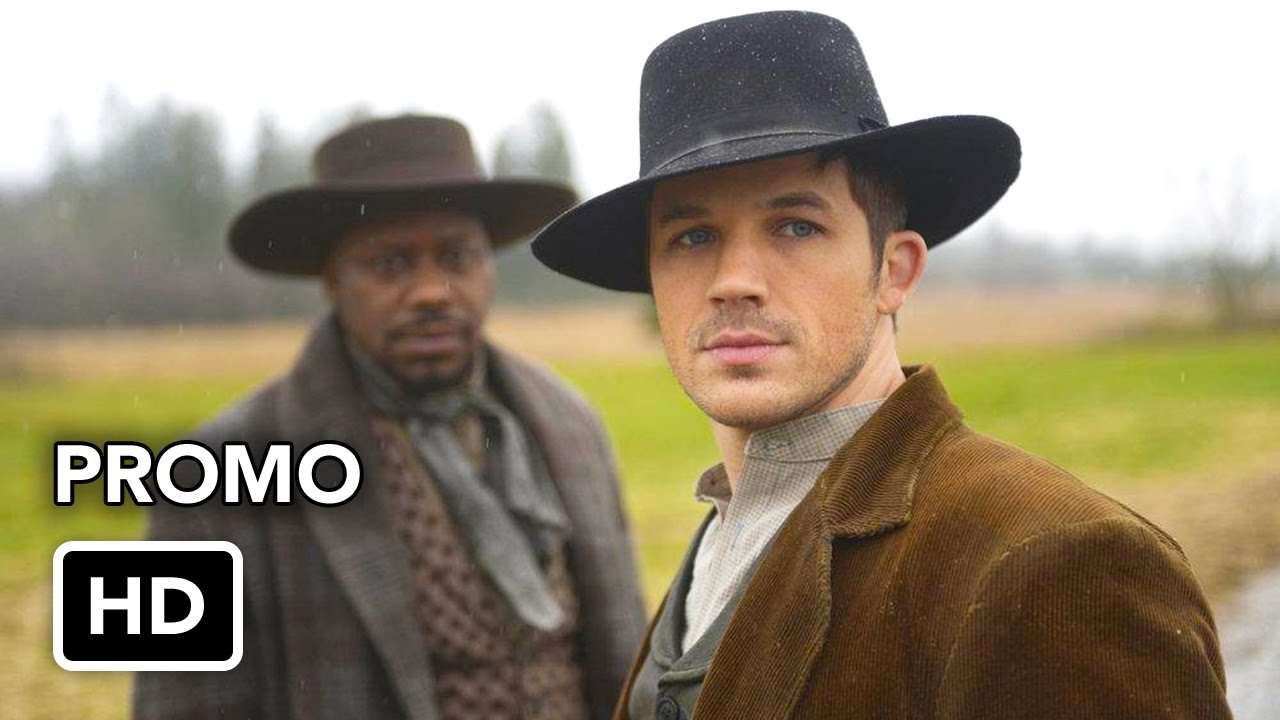 """Download Timeless 1x12 Promo """"The Murder of Jesse James"""" (HD)"""
