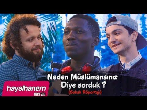 Neden Müslümansınız Diye Sorduk? (Sokak Röportajı)