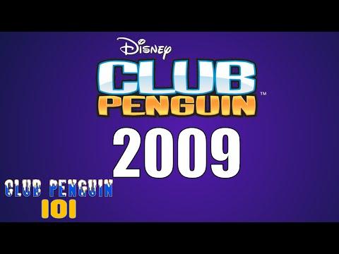 2009: The Club Penguin Yearbook - Club Penguin 101
