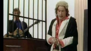 Mark Knopfler on French & Saunders 1990