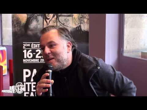 Portrait Pascal Laugier