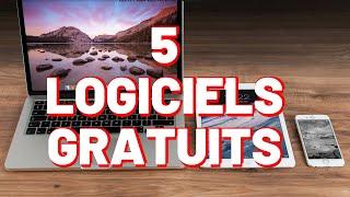 5 logiciels GRATUITS pour remplacer des logiciels payants   Windows Mac Linux