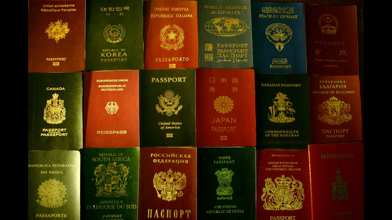 Top Most Powerful Passports Latest Passport Power - 6 most powerful countries world