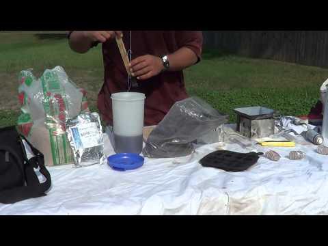 How To Make Orgone Pyramid Part Orgonite Chi Prana