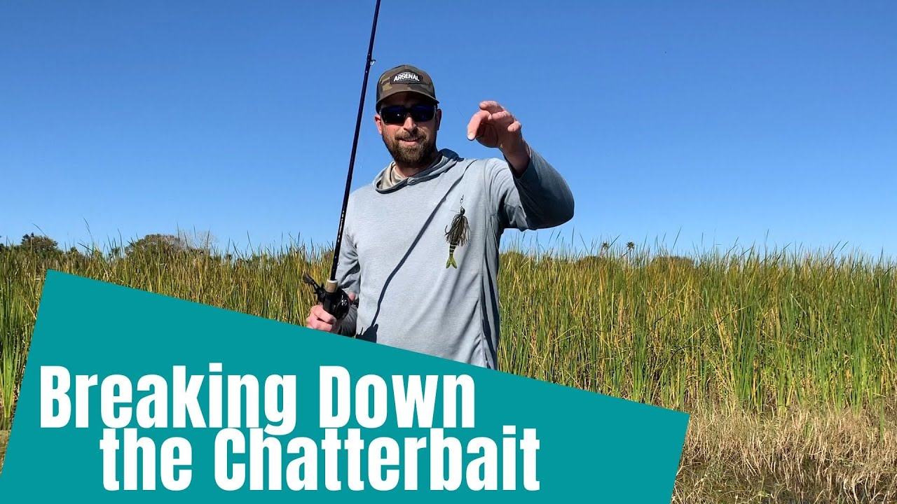 Chatterbait Set-up and Tips