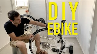 How to build a simple e-bike with SWYTCH kit