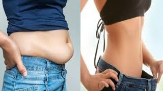BEDTIME DRINK TO REMOVE STOMACH FAT IN 5 DAYS