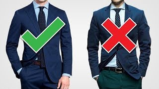 Suit Up! The 10 Golden Rules To Buying A Suit  With Style