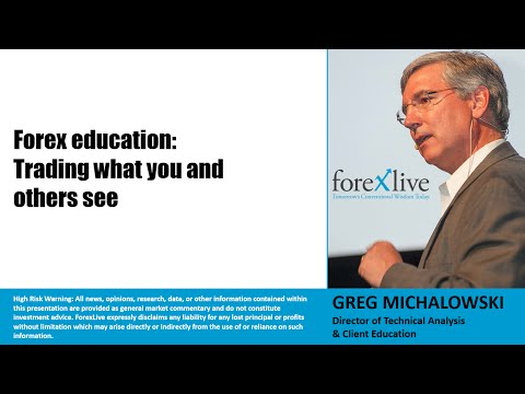Forex education