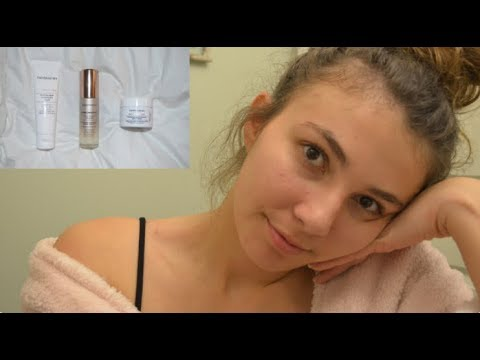 SKIN CARE ROUTINE// Bare Minerals First Impressions