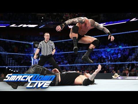 3/21/2017 smackdown - 0 - 3/21/2017 SmackDown Rebound