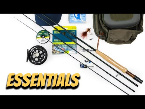 Essential Fly Fishing Gear For Beginners