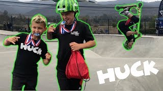Hudson's First Scooter Competition! Who Do You Think Won?! Mp3