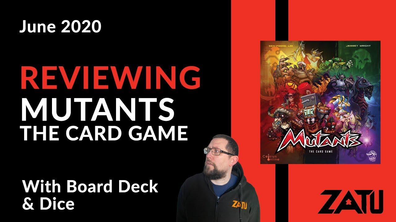 Mutants Review