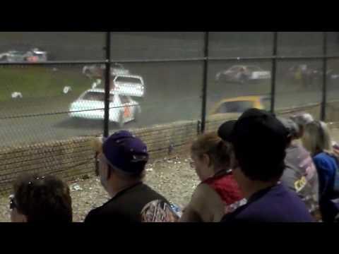 Stock Car Amain @ Marshalltown Speedway 06/06/17