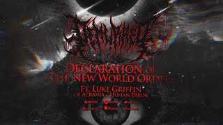 DEMURRED - DECLARATION OF THE NEW WORLD ORDER (FT. LUKE GRIFFIN) [OFFICIAL LYRIC VIDEO](2020)SW EXCL