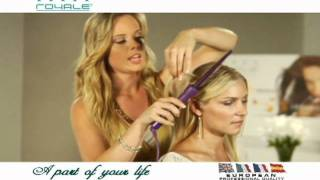 Royale Professional Hair Straighteners