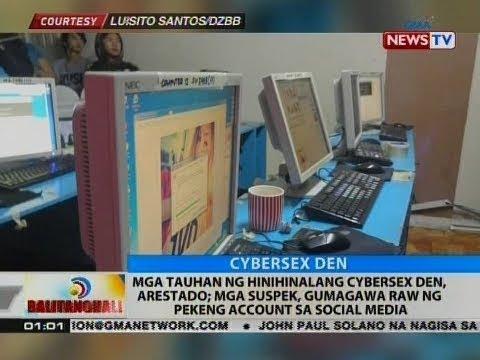 BT: Mga tauhan ng hinihinalang cybersex den, arestado